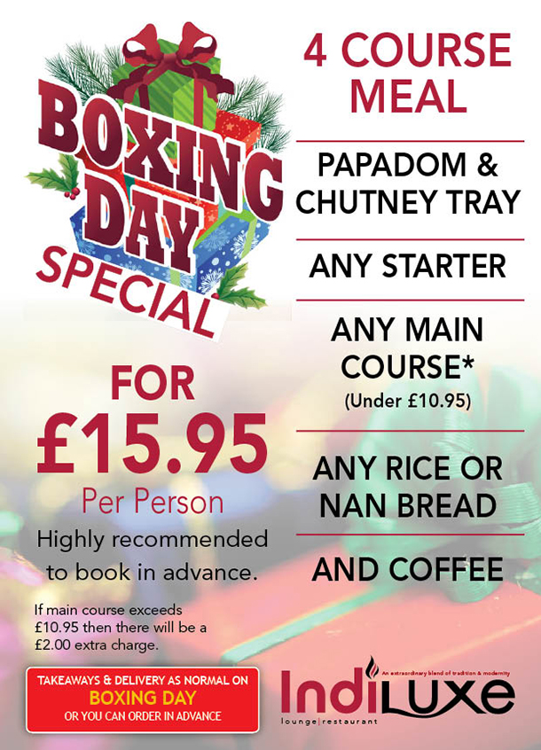 Boxing Day Special Special