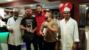 Charity Night October 2016